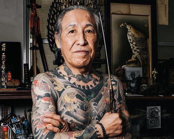 BLOG_Levenslessen van Tattoo artiest Horiyoshi III.